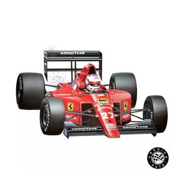Adesivo Ferrari 640 Nigel Mansell 1989 F1 Formula 1 Carros