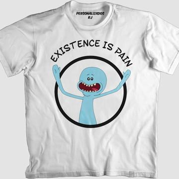 Camisa Mr MEESEEKS