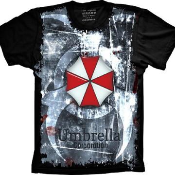 Camiseta Residente Evil Umbrella