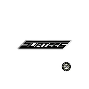 Adesivo Surtees F1 Formula 1 Team Raridade Pronta Entrega