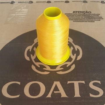 Linha 60 Coats Amarelo Ouro 0038 80g