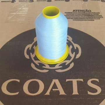 Linha 60 Coats Azul bebê 6012 80g
