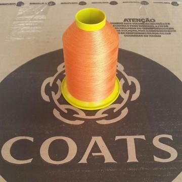 Linha 60 Coats Laranja 7115 80g