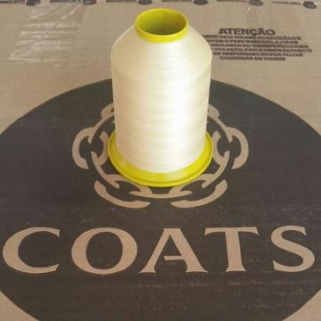 Linha 60 Coats Marfim 1310A cone com 80g