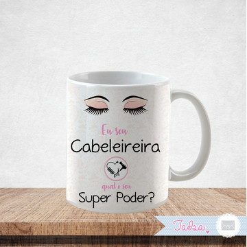 Caneca Cabeleireira