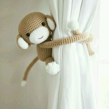 Prendedor de cortinas infantil - PAR