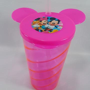 Copo orelha - Mickey e Minnie