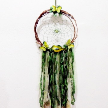 Filtro dos Sonhos Verde