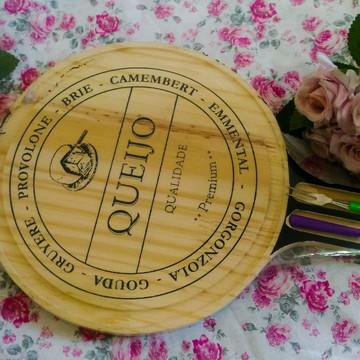 Tábua de queijo em Madeira