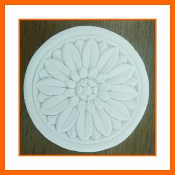 Forma Molde Silicone mosaic flor