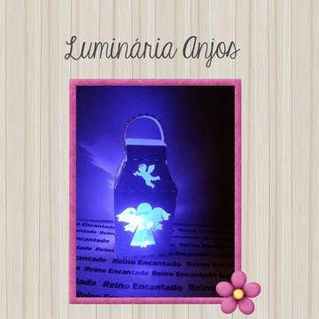LUMINÁRIA ANJOS ARQUIVO DE CORTE