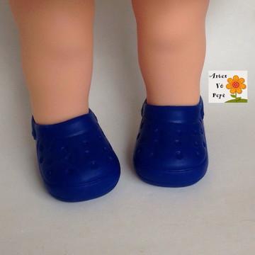 Sapatos para boneca. (6cm)
