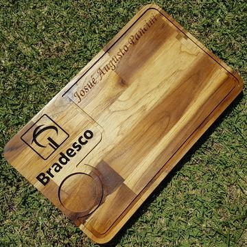 Tabua de Churrasco Personalizada