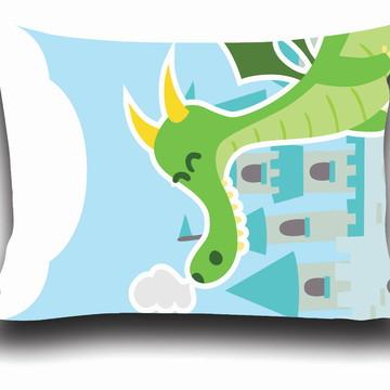 Almofada personalizada Dragão