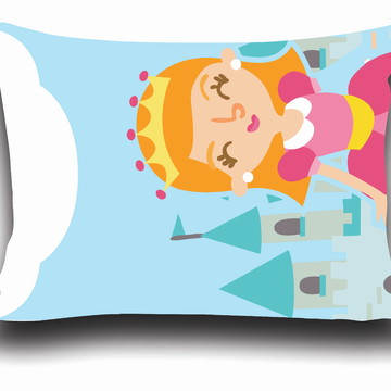 Almofada personalizada Princesa