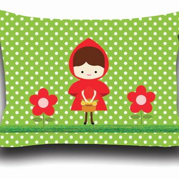 Almofada personalizada Chapeuzinho Vermelho