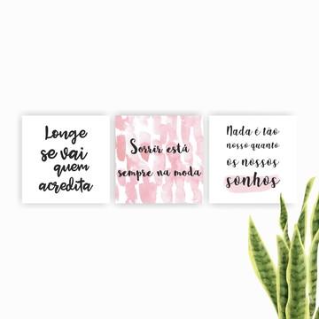 Placas Com Frases