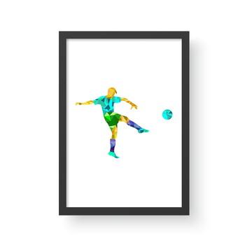 Quadro Esporte 12 - Futebol