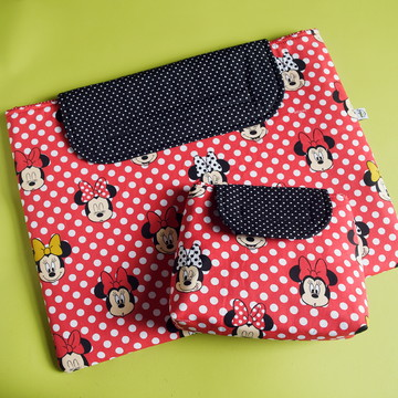 Case Para Notebook + Estojo