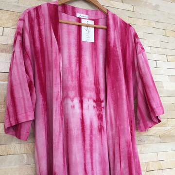6a0a2c2b95 Kimono Estampado Viscose