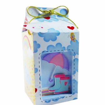 Caixa Milk Chuva de Amor