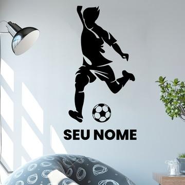 Adesivo de Parede - Futebol - Personalizado