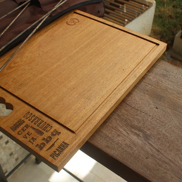 Tábua para churrasco (madeira)