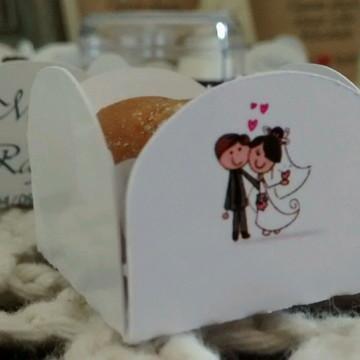Forminha docinhos casamento