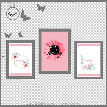 Arte para quadros (Arte Digital)
