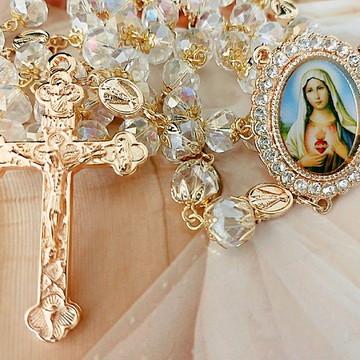 Terço do sagrado coração de Maria
