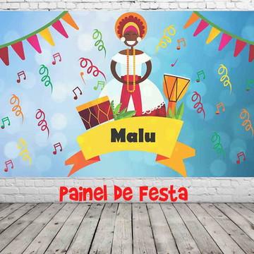 painel de festa carnaval