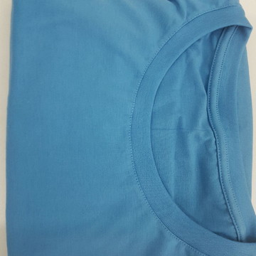 934ac480171f8 Camiseta Basica 30 1 Penteado 100 Algodao Plus Size G1 a G6