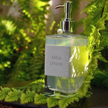 Sabonete Mãos Limpas. Cheiro de Gente Boa