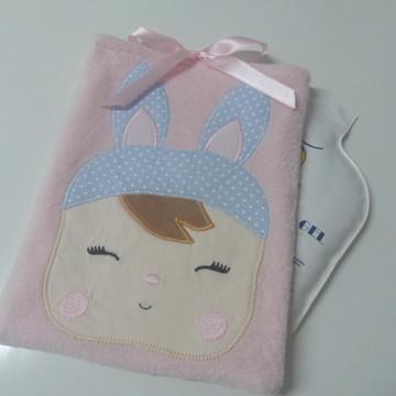 Capa Decorativa Doll Metoo Para Bolsa Térmica Gel