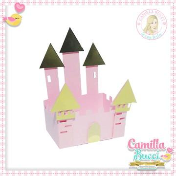 Castelo Realeza Menina