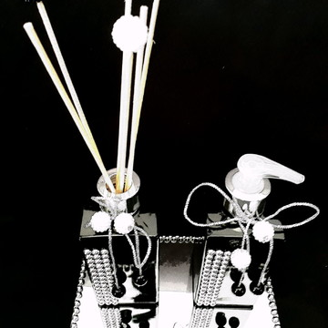 Kit Lavabo Aromatizador de Ambiente
