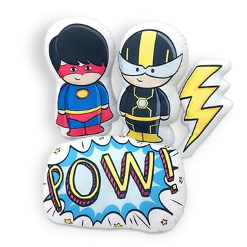 Almofada Infantil - Super Heroi
