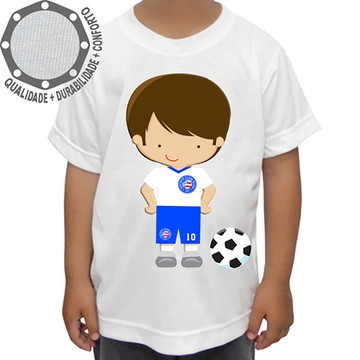 Camiseta Esporte Clube Bahia Menino Bola