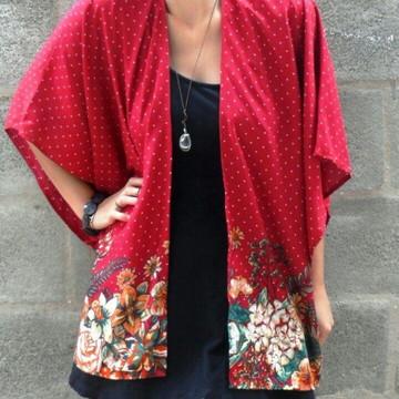 Comprar Kimono Feminino Moda Boho