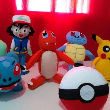 Kit decoração - Pokémon