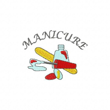Manicure - PES/JEF/DST/XXX