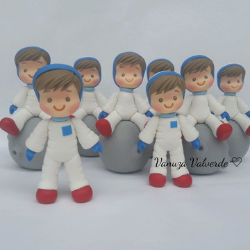 Apliques astronautas