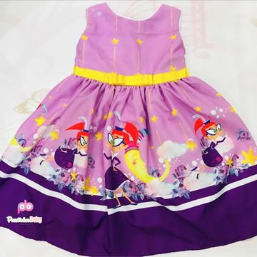 Vestido de Festa Miss Moon tam 1 ao 10
