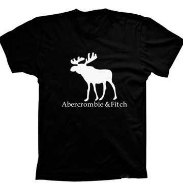 Camiseta Abercrombie and Fitch 1 Personalizada