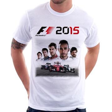 Camiseta F1 2015