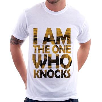 cdb7c20be Camiseta Breaking Bad Walter White I Am The Danger