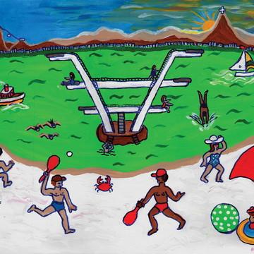 Pintura em Tela - Icaraí