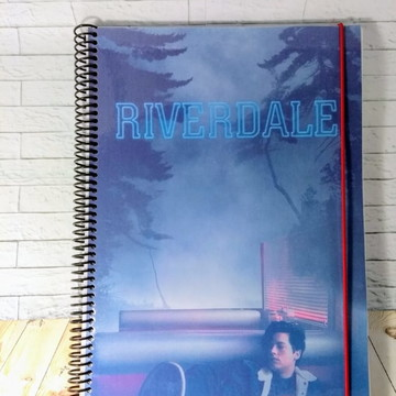 Caderno universitario Jughead