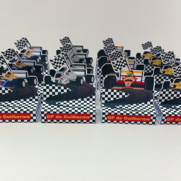 Porta B duplo Fórmula 1