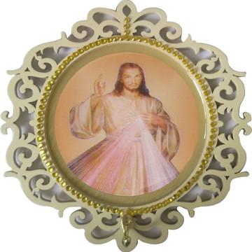 PORTA TERÇO JESUS MISERICORDIOSO